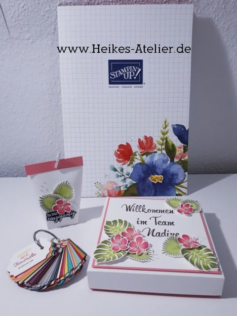 heike-schwaab-heikes-atelier-stampin-up-su-verpackung-willkommen-im-team-tropenflair-palmengarten-kussrot-flamingorot-workshop-stempelparty-nrw-euskirchen-stotzheim-2